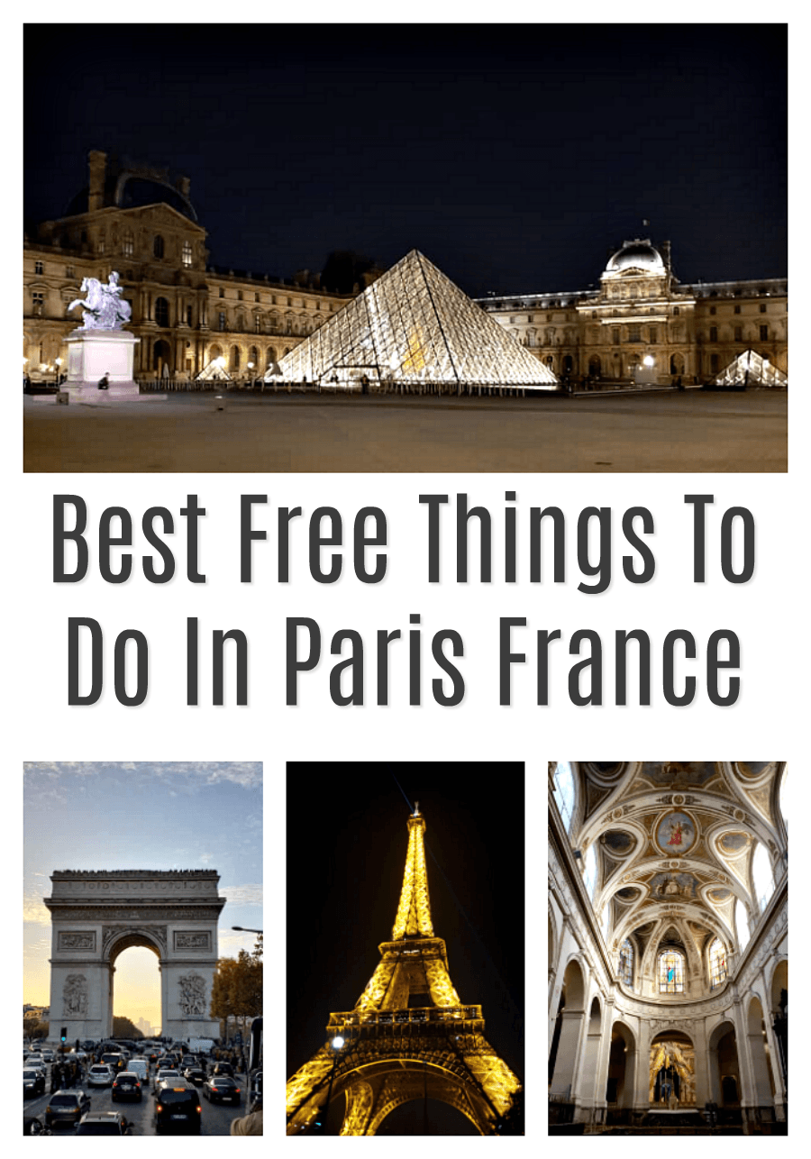 Top Free Free Things to Do in Paris