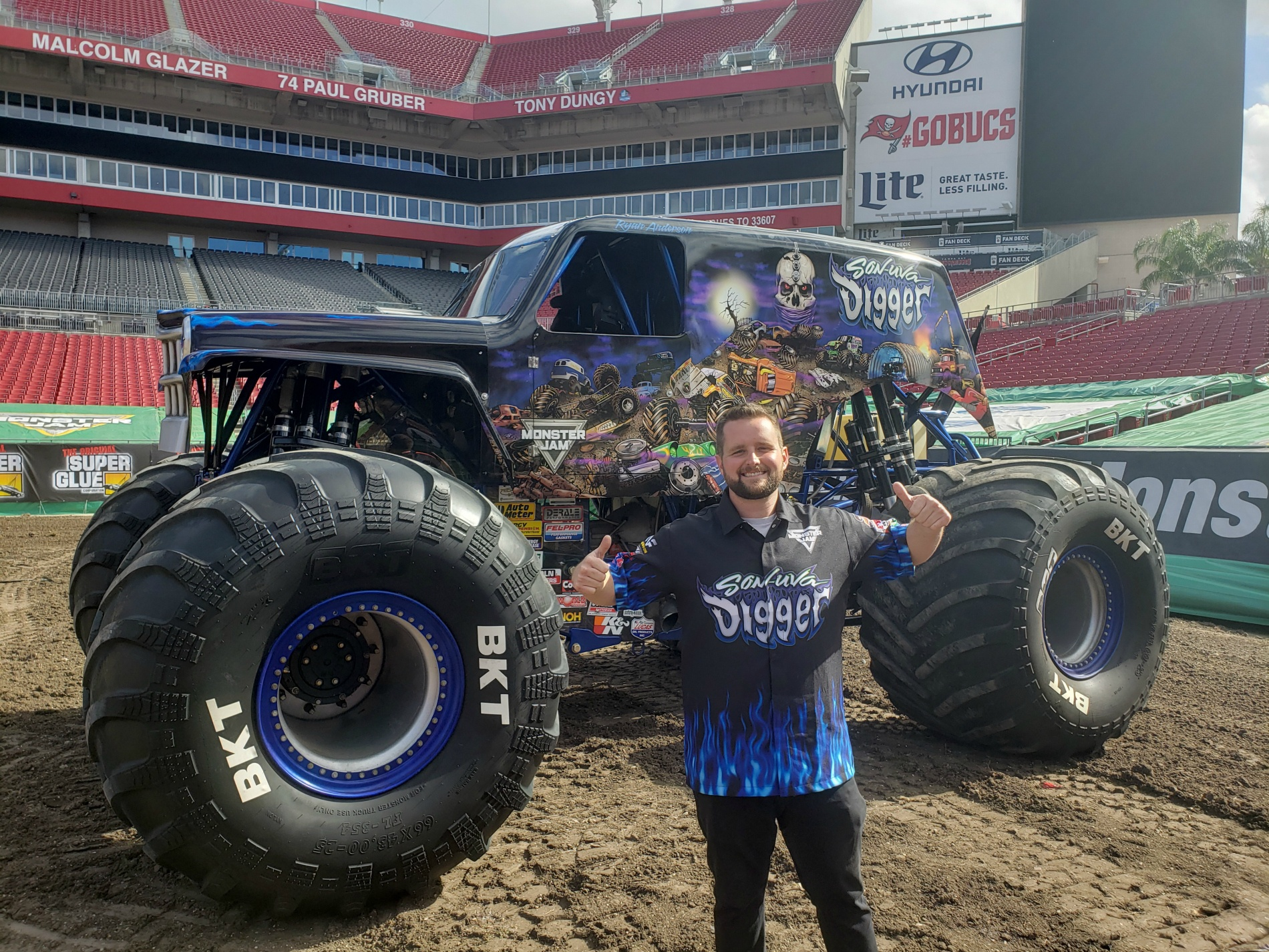 Tips On How To Become A Monster Truck Driver