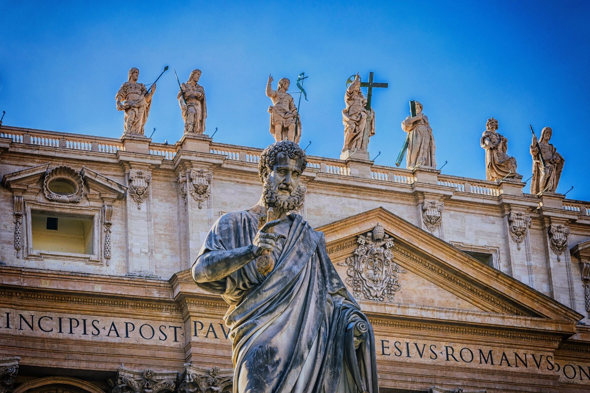 Free days at the Vatican in Rome