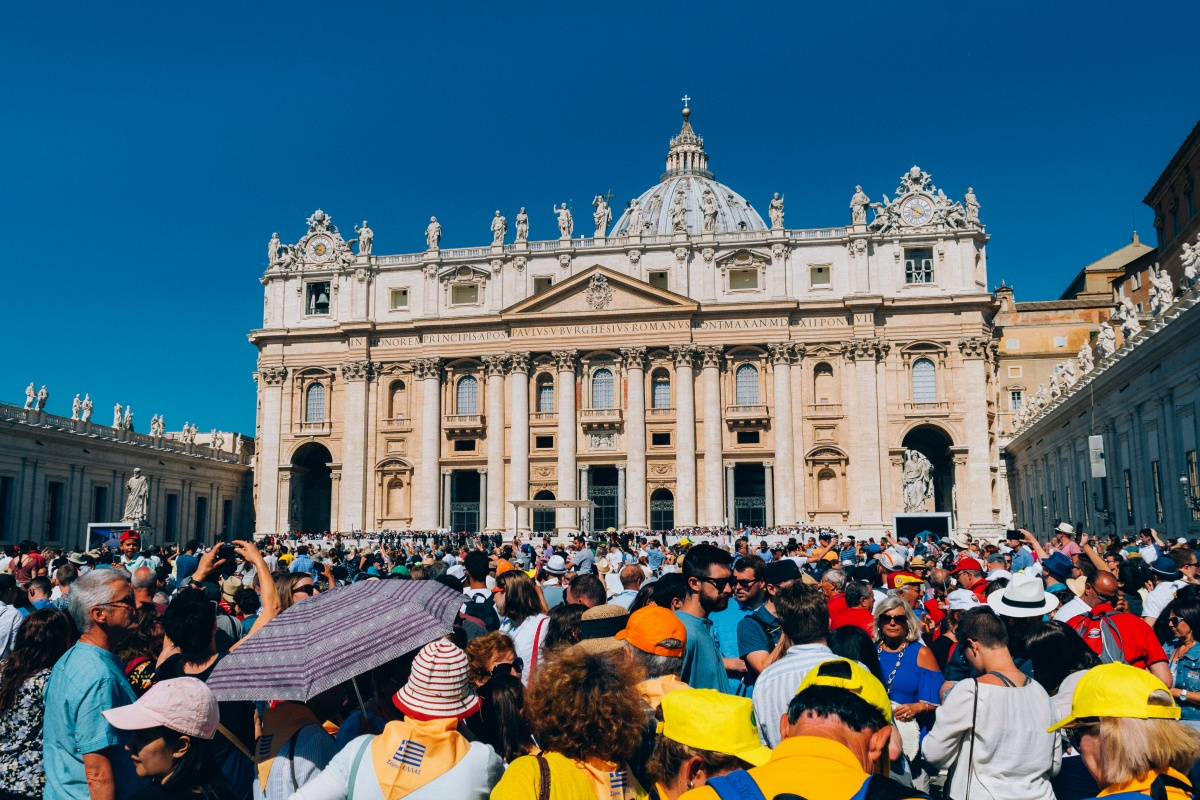 See the Pope for Free at the Vatican in Rome