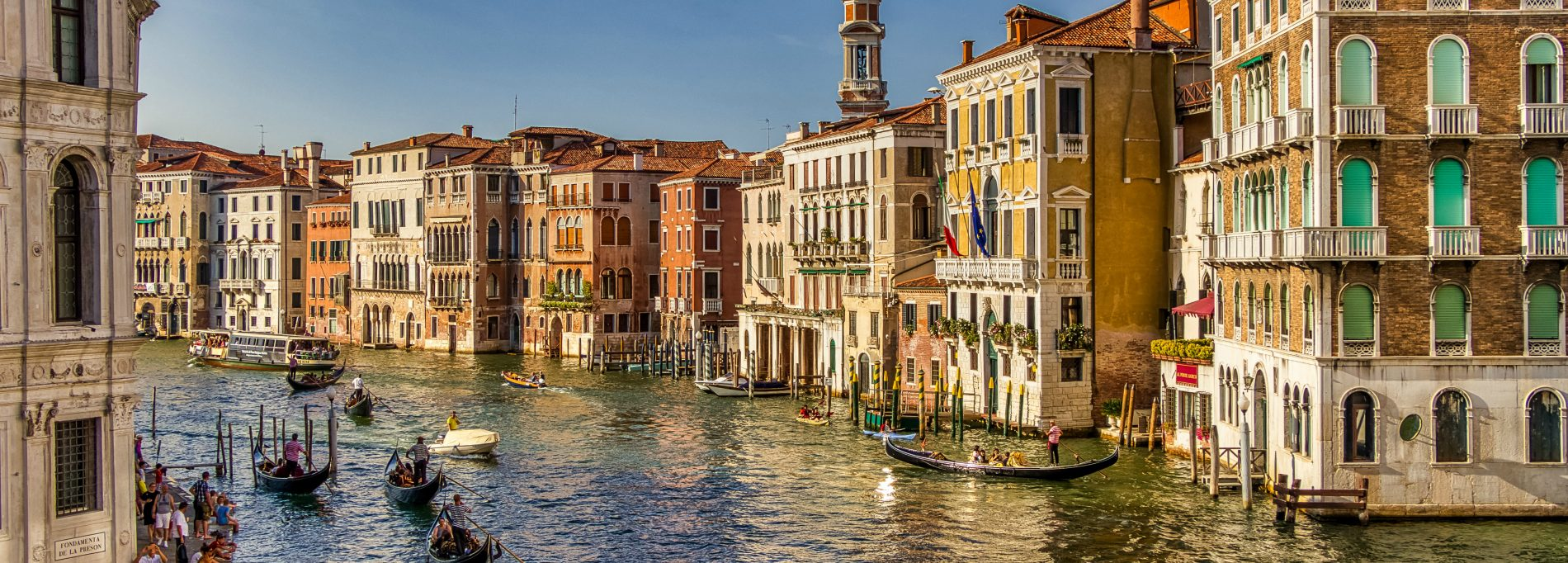 Free Things to Do in Venice on Grand Canal