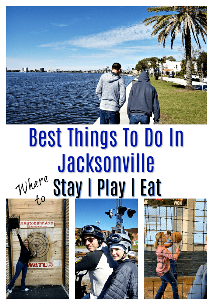 Best Things To Do In Jacksonville This Weekend | Here are the best things to do in Jacksonville this weekend. Whether you are exploring on your own or with kids, you will love these things to do in Jacksonville Florida.