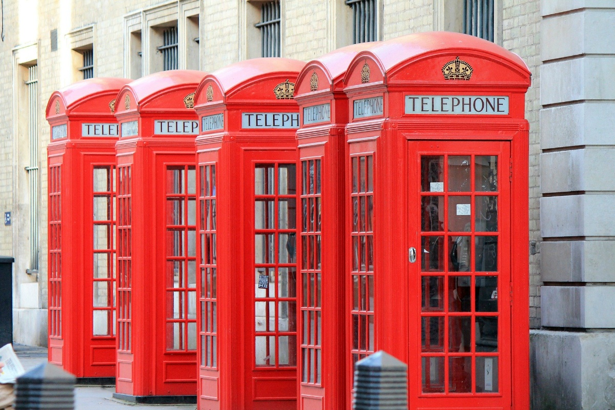 Top Free Things To Do In London Telephone Booths