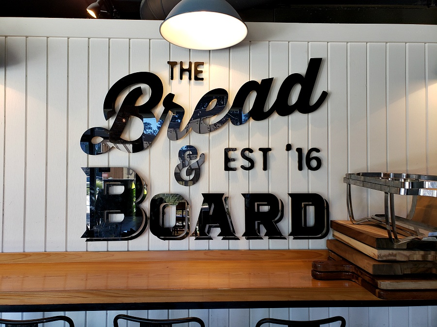 places to Eat in Jacksonville The Bread and Board