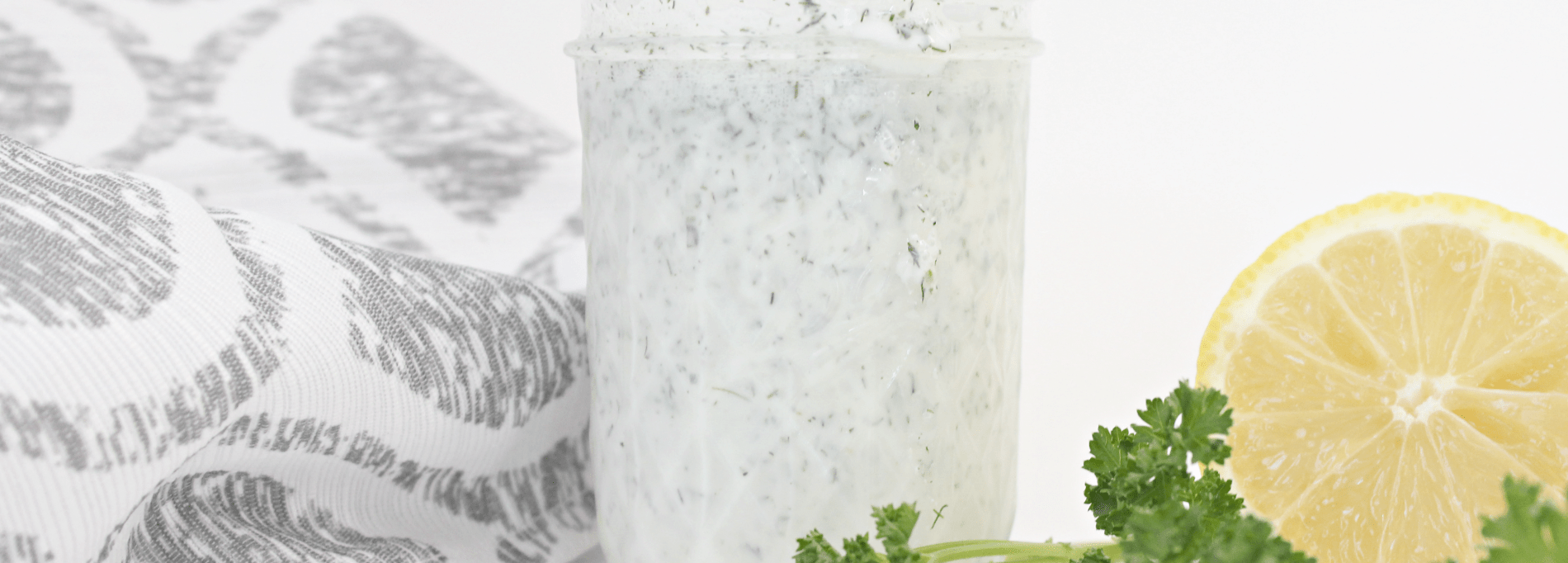 Skinny Ranch Dressing