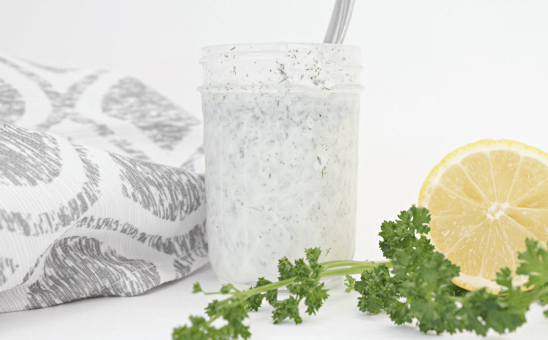 Best Homemade Ranch Salad Dressing