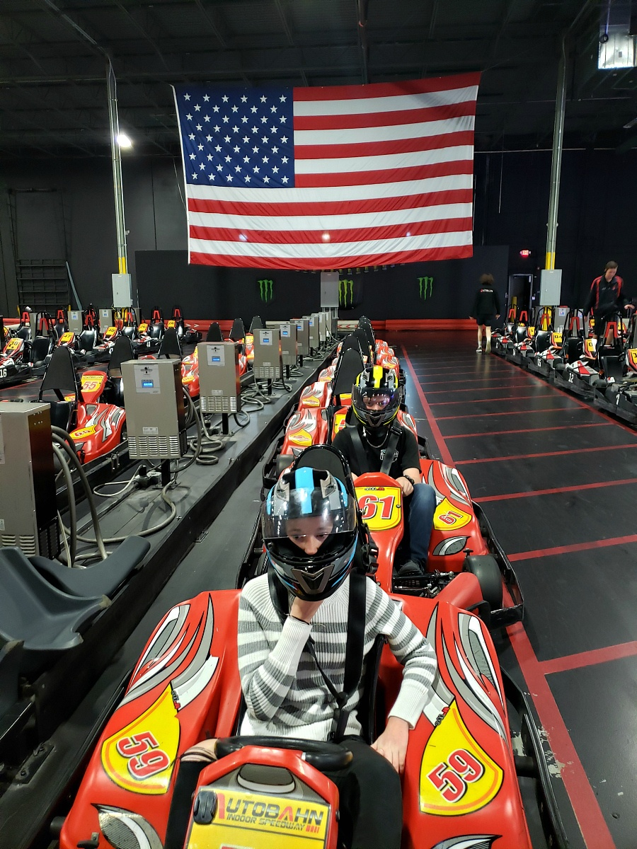 Things To Do In Jacksonville Autobahn Go Karting
