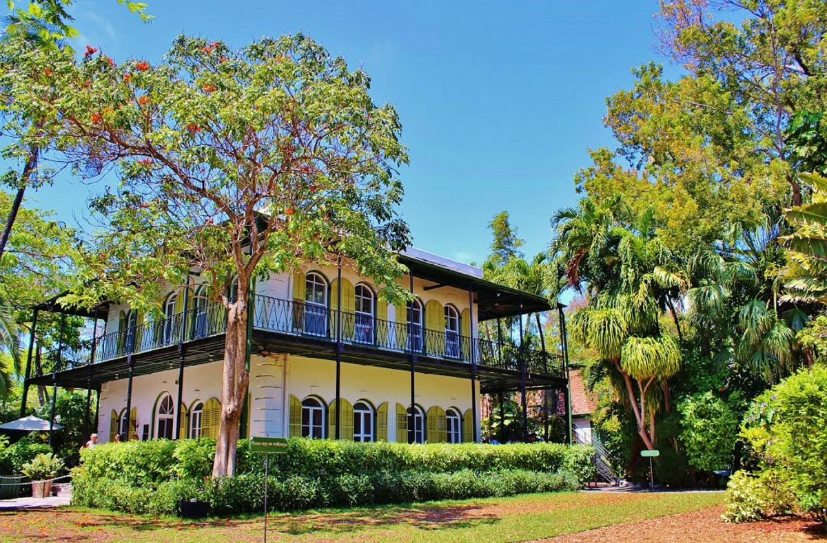 Things To Do In Key West Hemingway House
