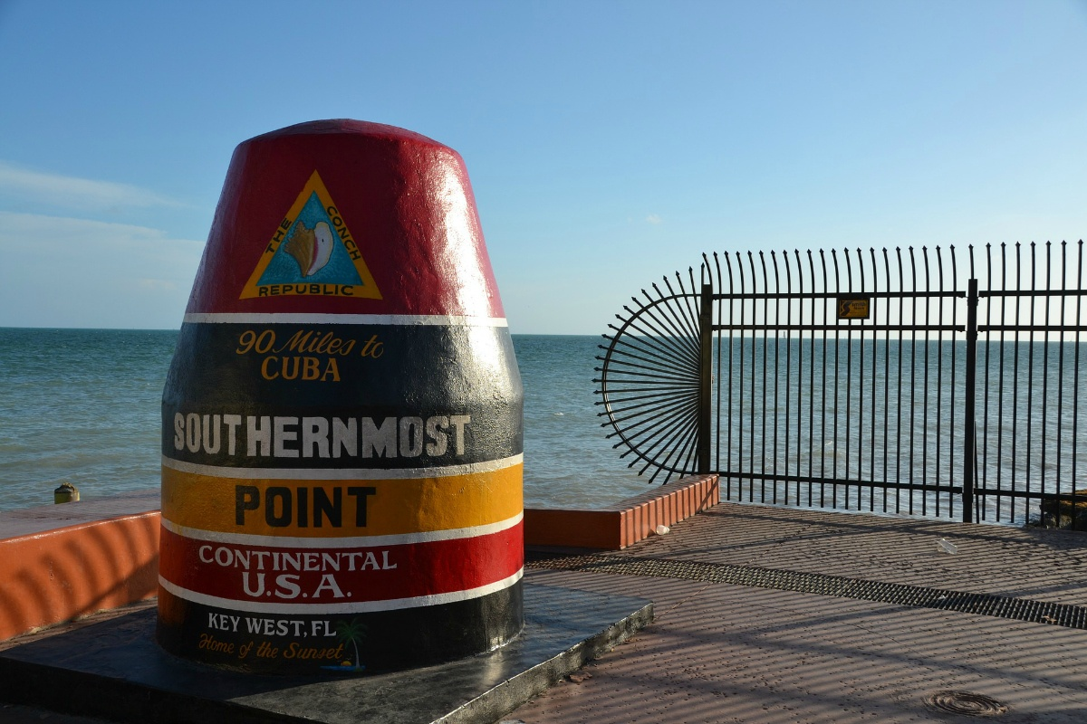 Things To Do In Key West Visit Southernmost Point
