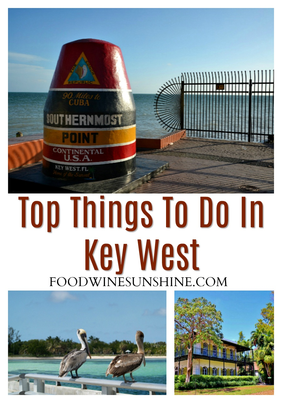 Top Things To Do In Key West