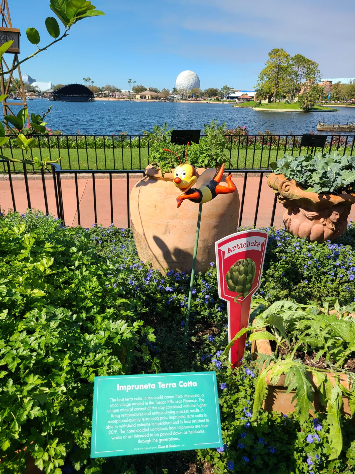 Best Things To Do at Epcot Flower and Garden Festival
