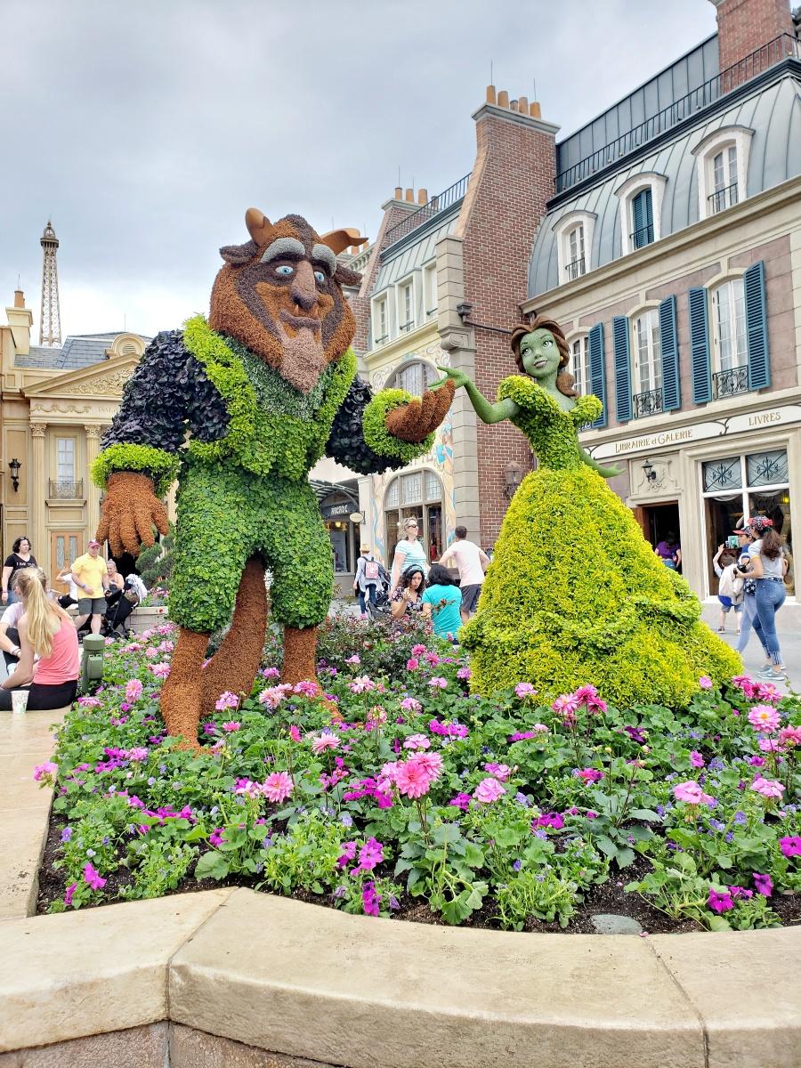 Epcot Flower & Garden Festival Details