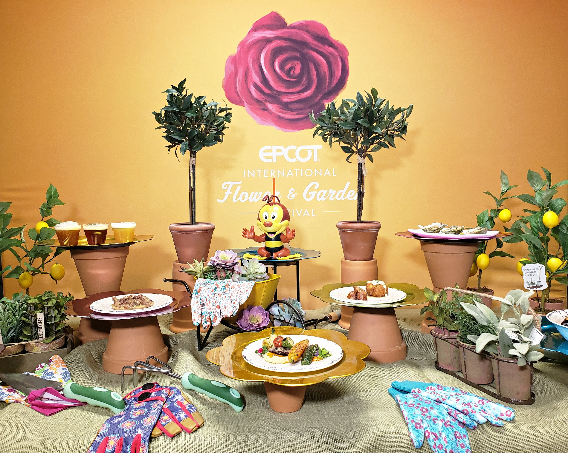 Best Epcot Flower & Garden Festival Eats