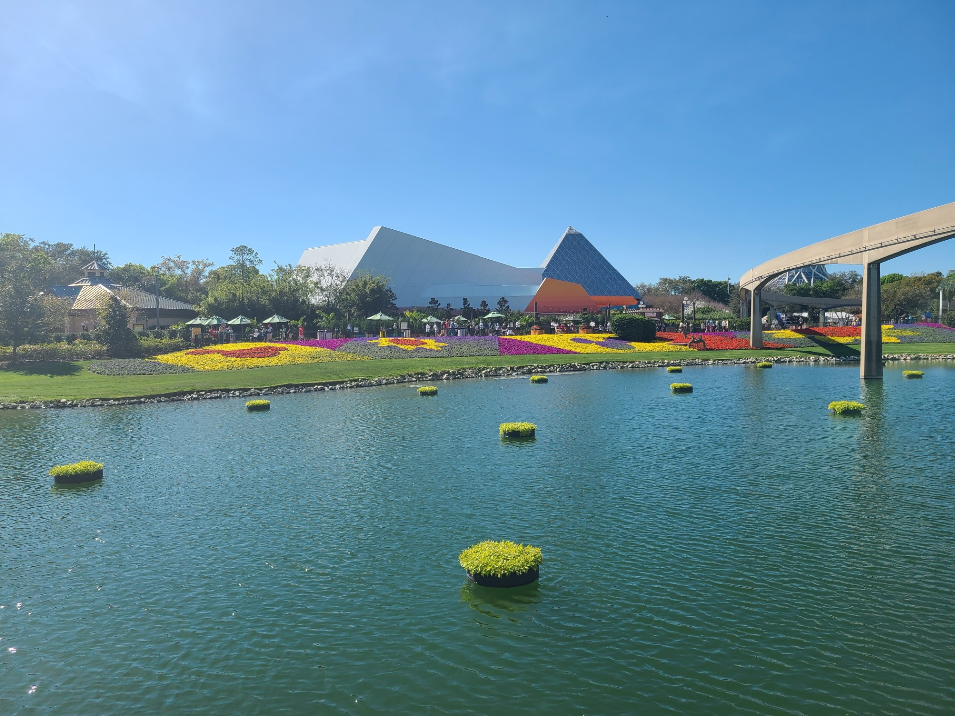 Things To Do at Epcot Flower and Garden Festival