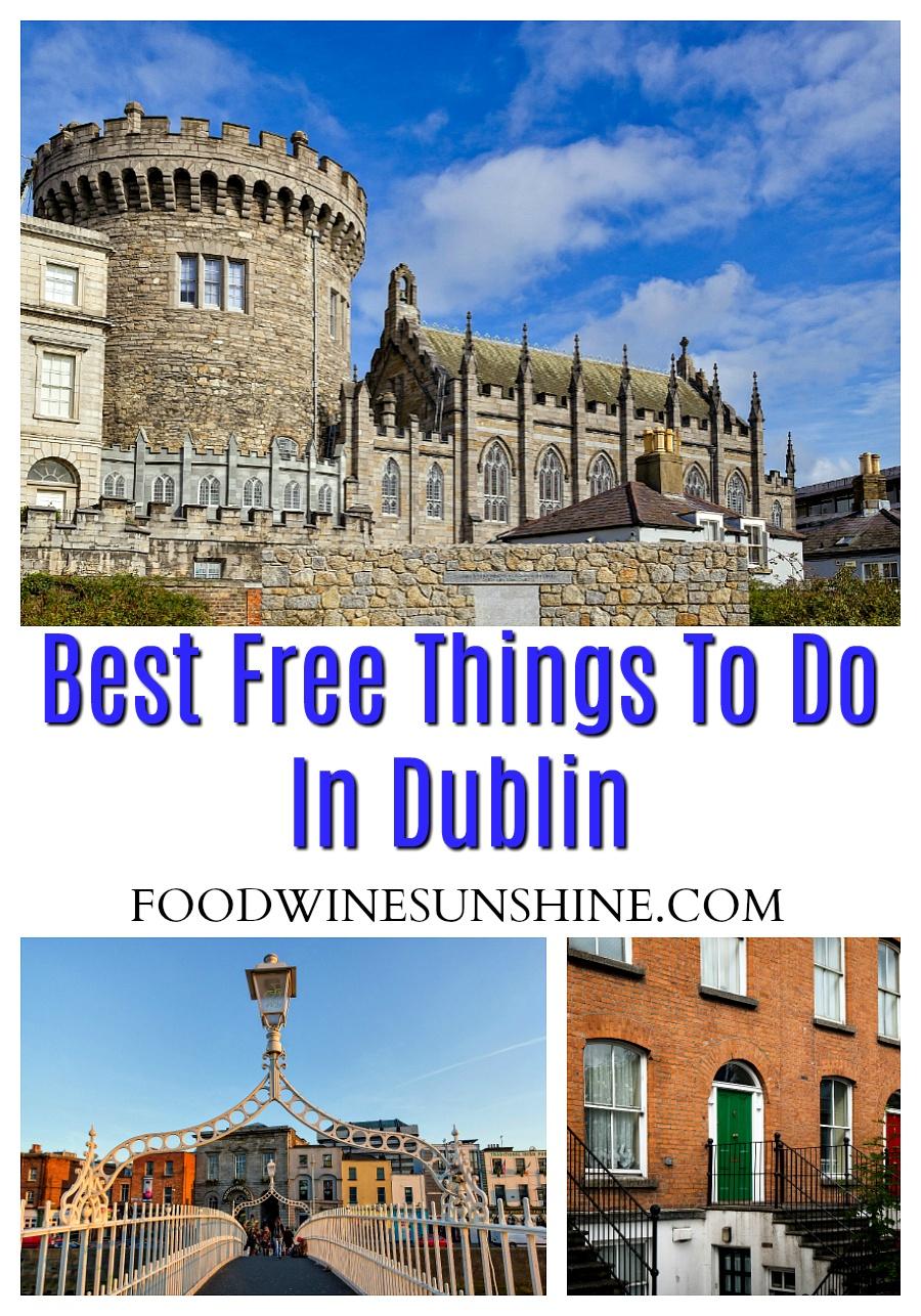Free Things To Do In Dublin Ireland