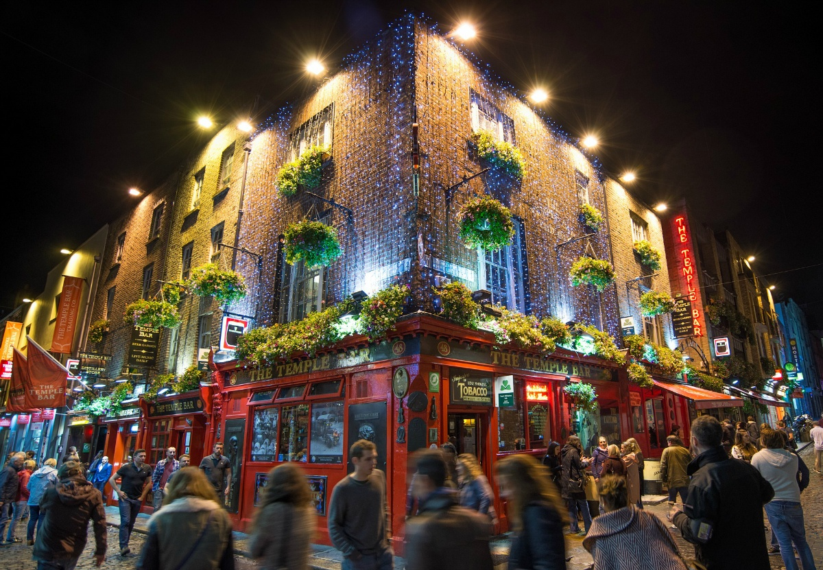Top Things To Do In Dublin Temple Bar