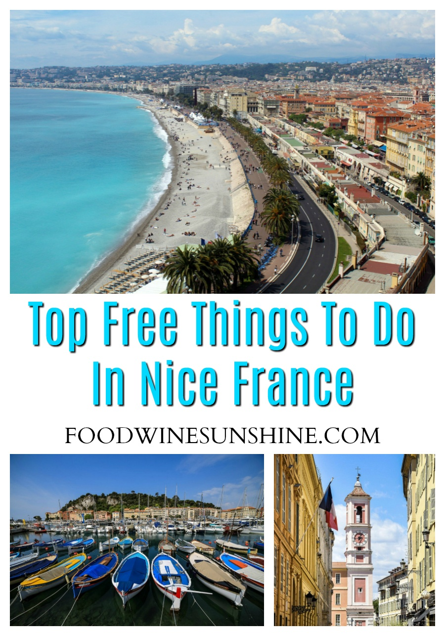 Top Free Things to Do in Nice France