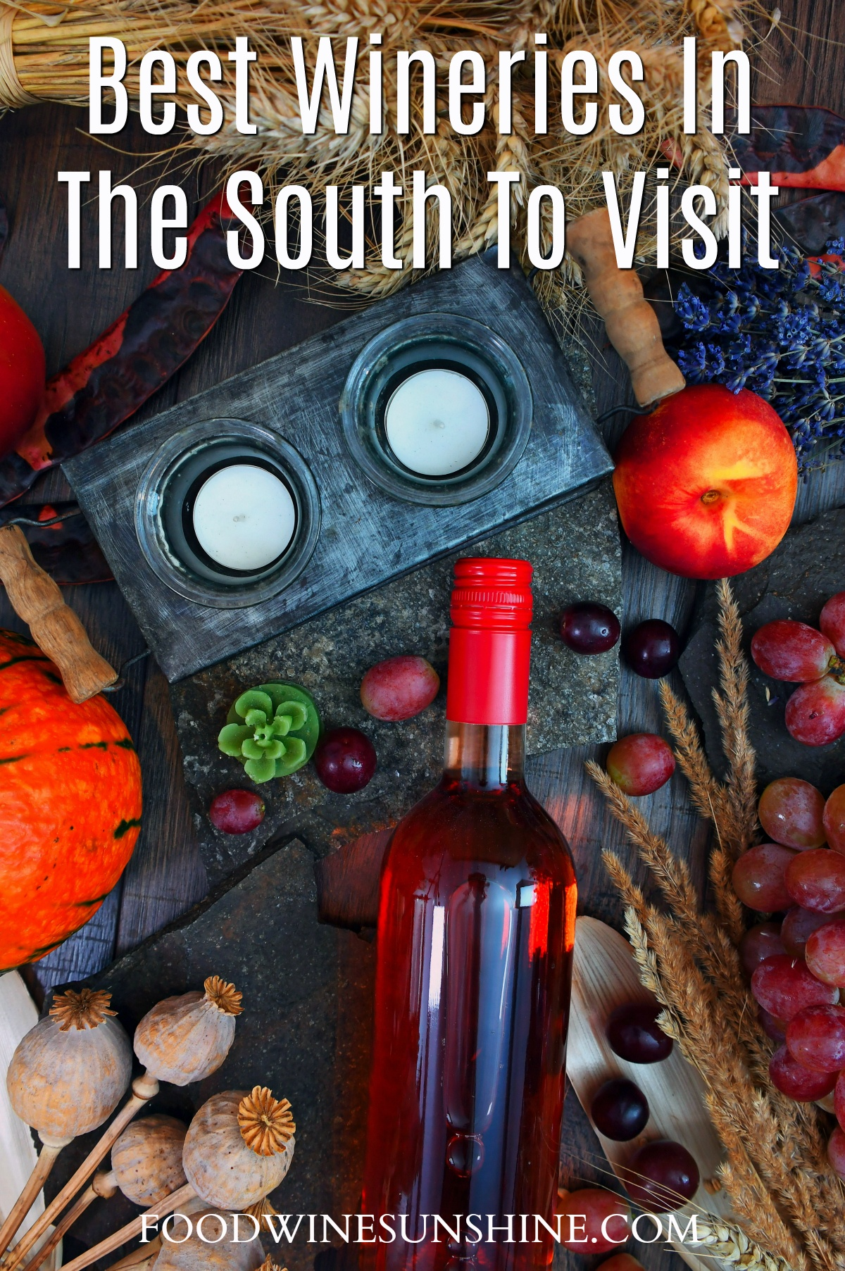 The Best Wineries In The South To Visit