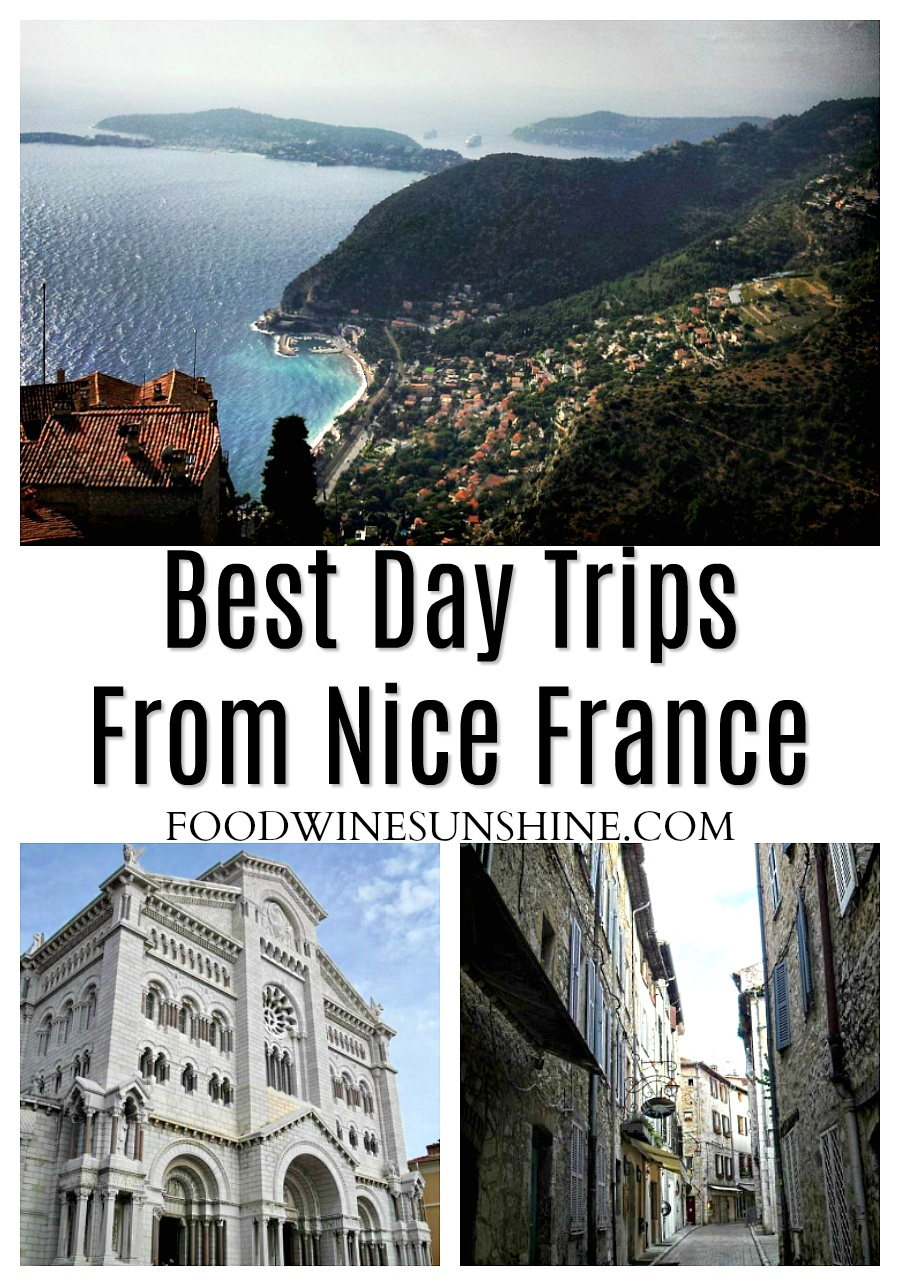 Best Day Trips From Nice France