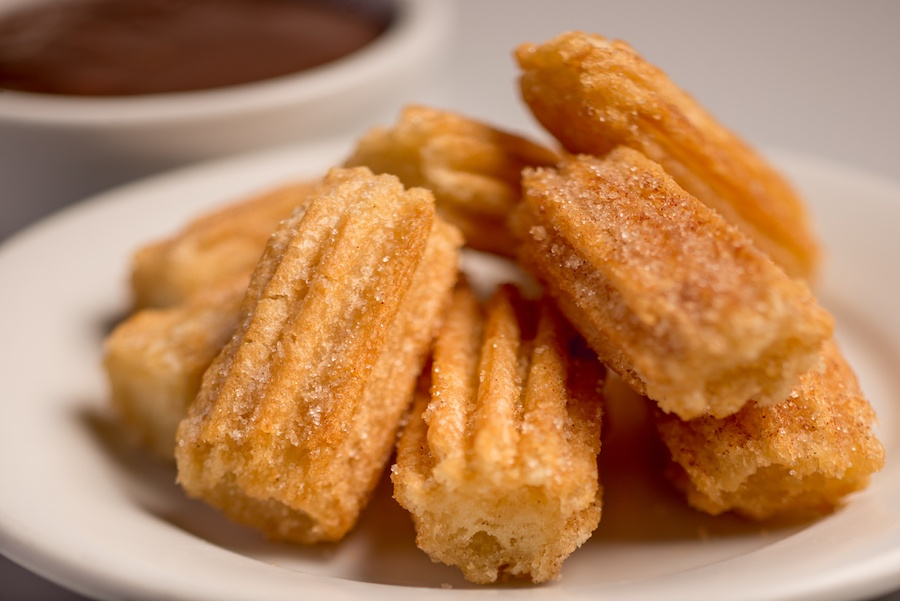 Disney Churro Bites