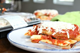 Easy Dinner Meal Ideas Chicken Parm