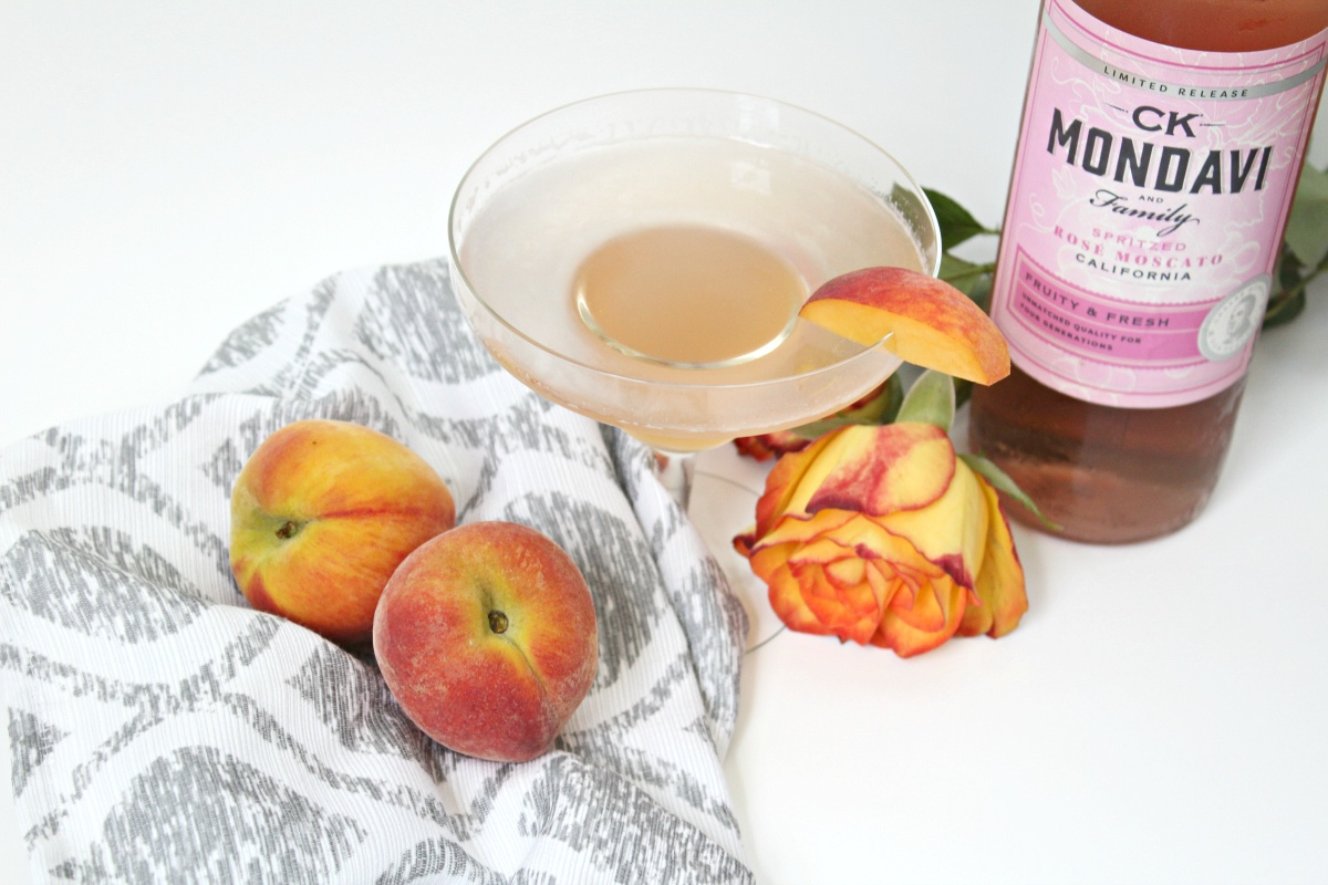 Best Peach Wine Cocktail