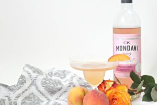 Just Peachy Martini-image