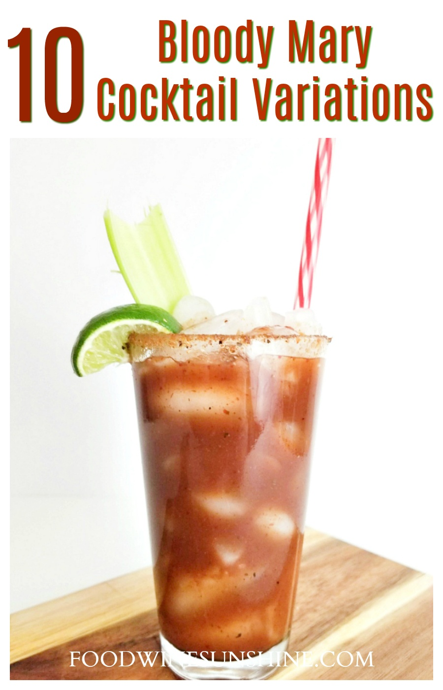 The Best Bloody Mary Cocktail Variations