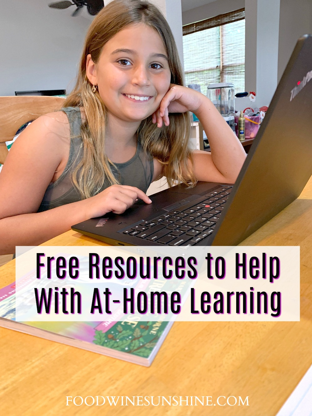 Free Resources to Help With At Home Learning with Scholastic