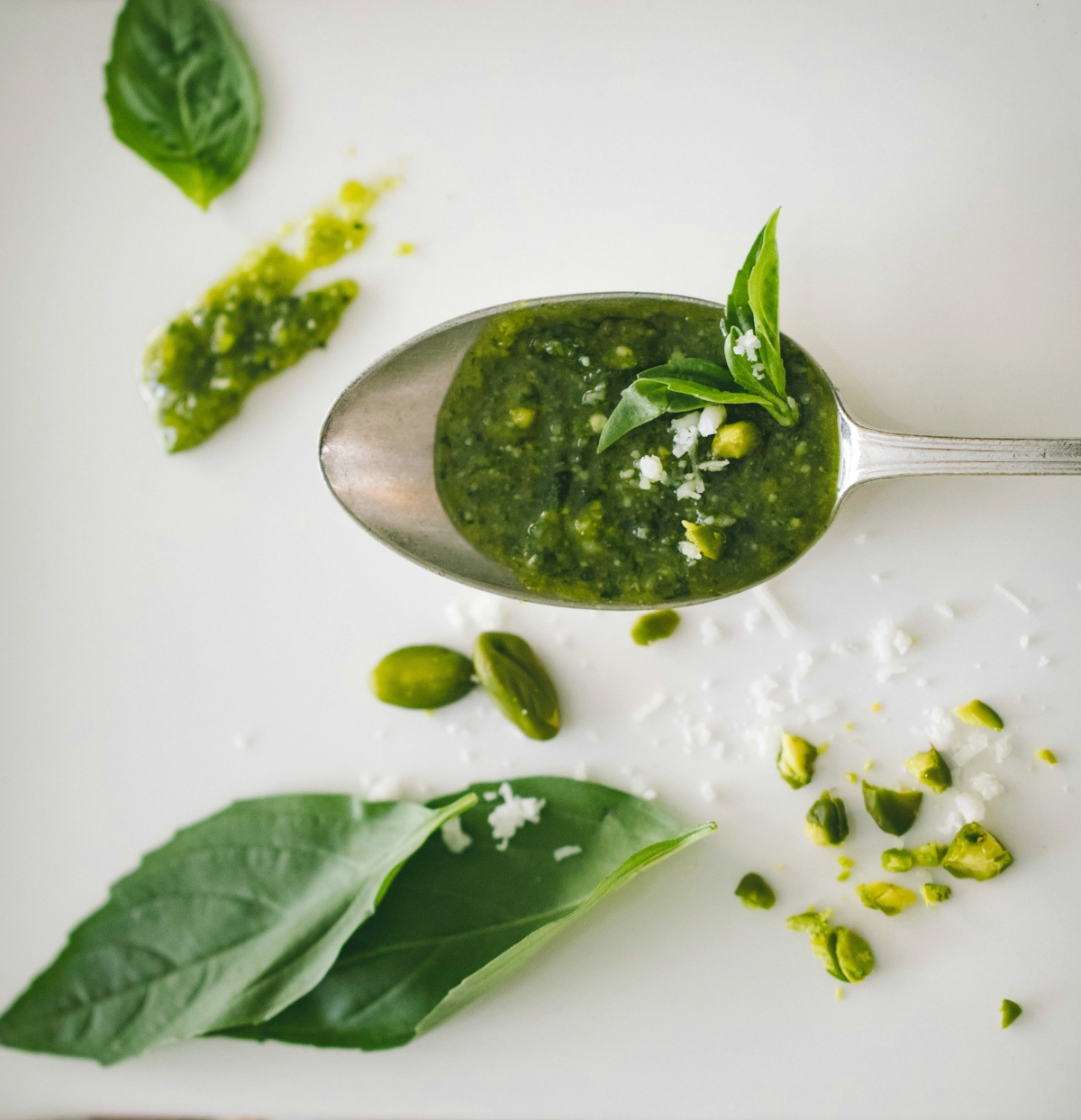 Best Homemade Pesto Recipe