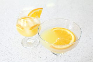 Orange Blossom Cocktail