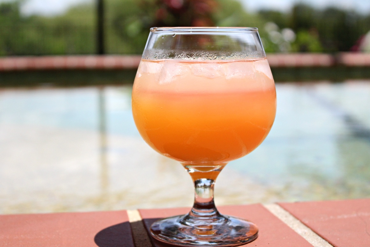 Best Summer Sunset Cocktail
