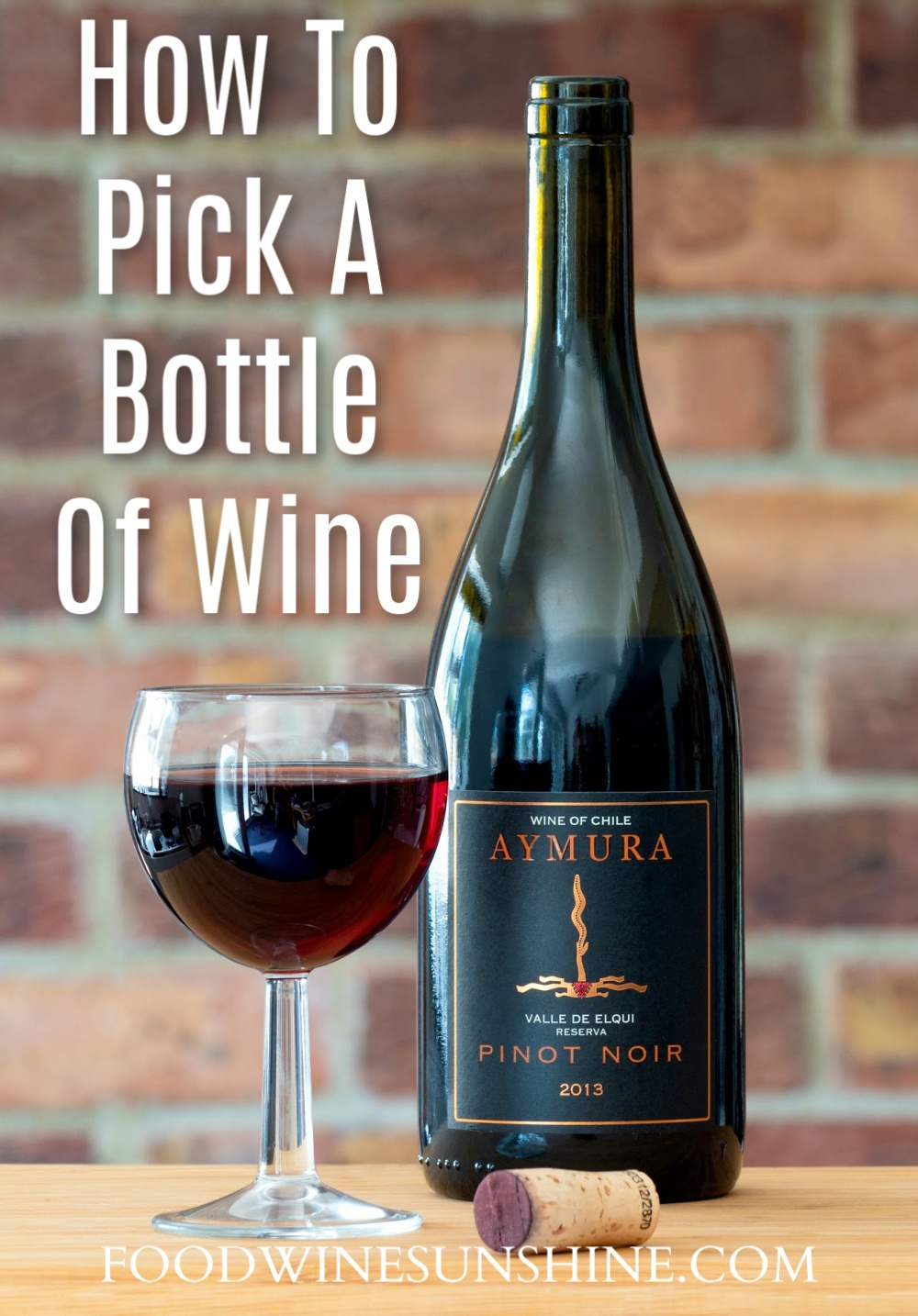 How To Pick A Bottle Of Wine By Looking At The Label