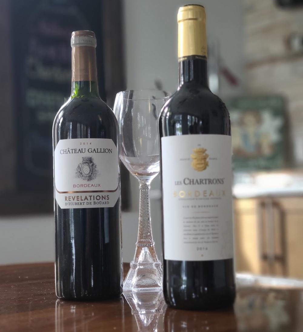 Intro To Bordeaux Wines