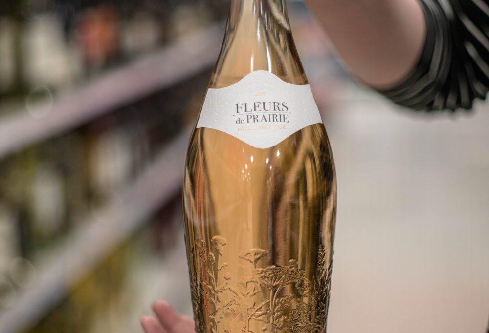 Choosing Wine Based On The Bottle