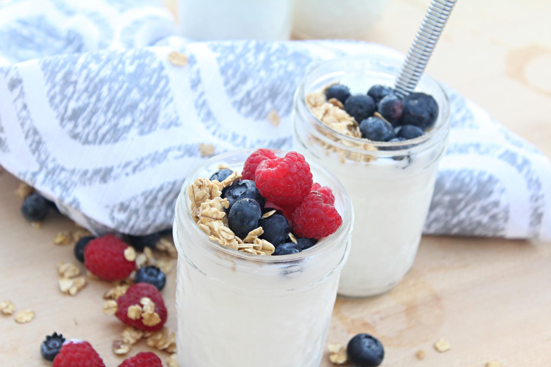 Best homemade yogurt