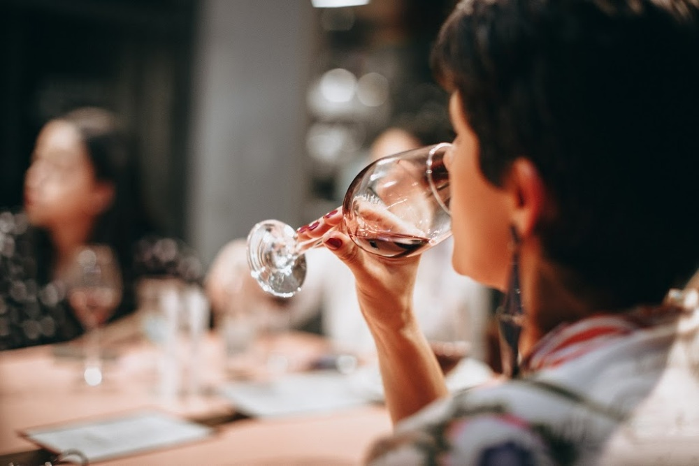 Guide To Tasting Wine