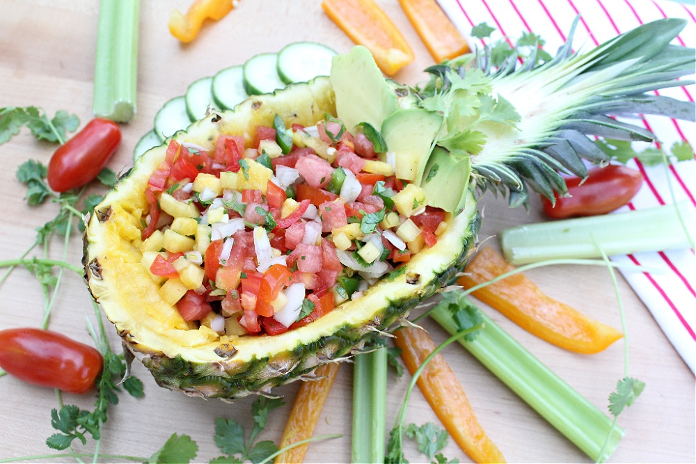 Best Watermelon Pineapple Salsa