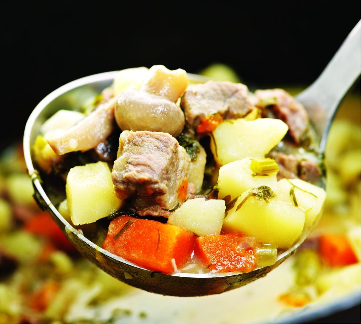 Traditional Irish Dishes
