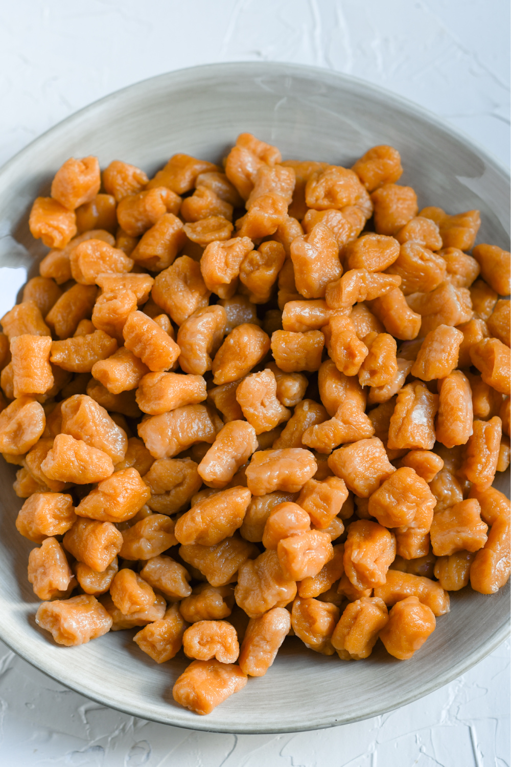 How to make Sweet Potato Gnocchi