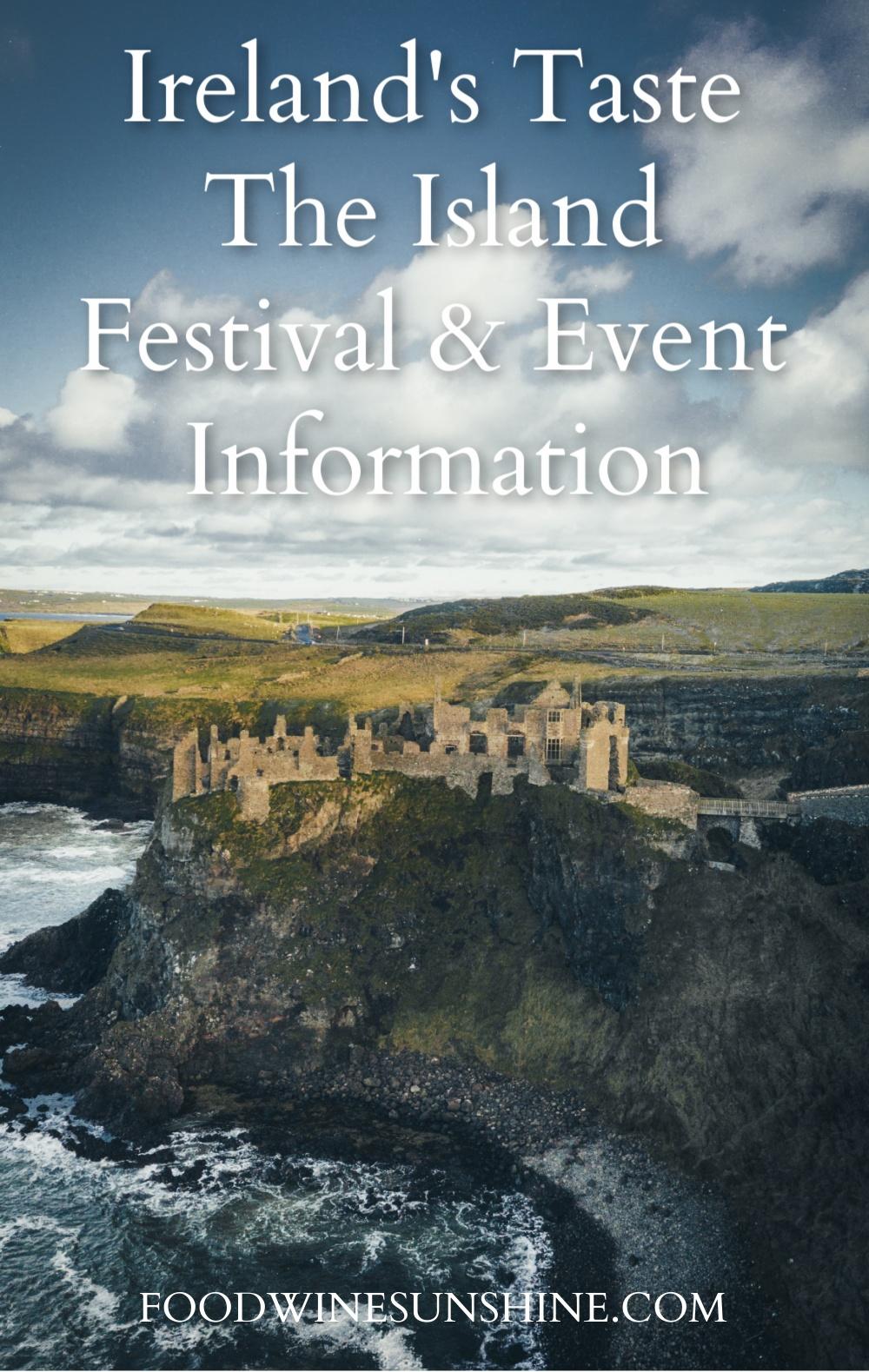 Taste The Island Festival & Event Information