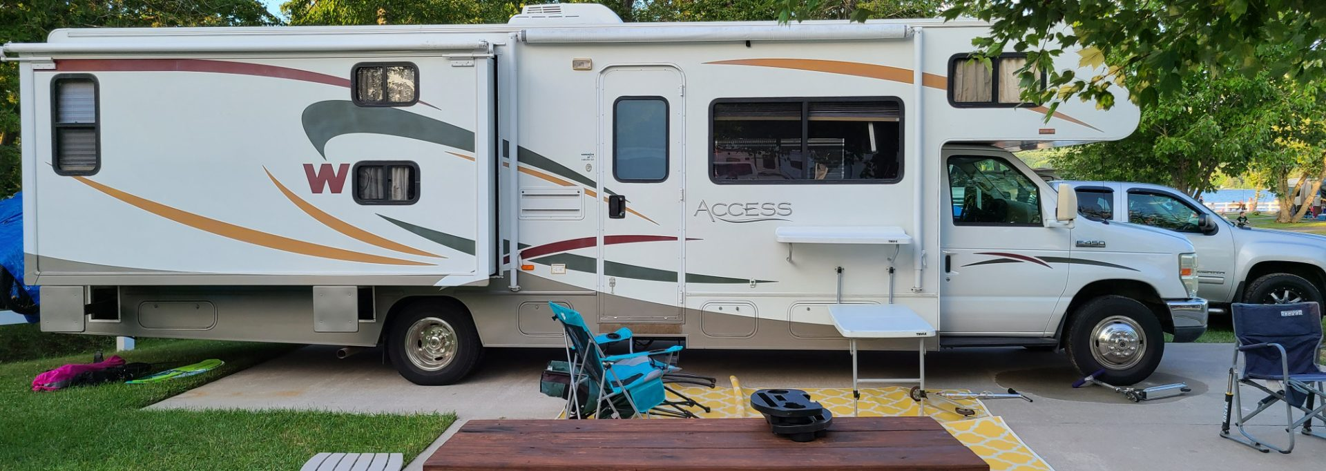 Benefits of RV Camping Motorhome