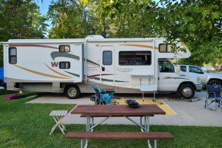 Benefits of RV Camping Motorhome