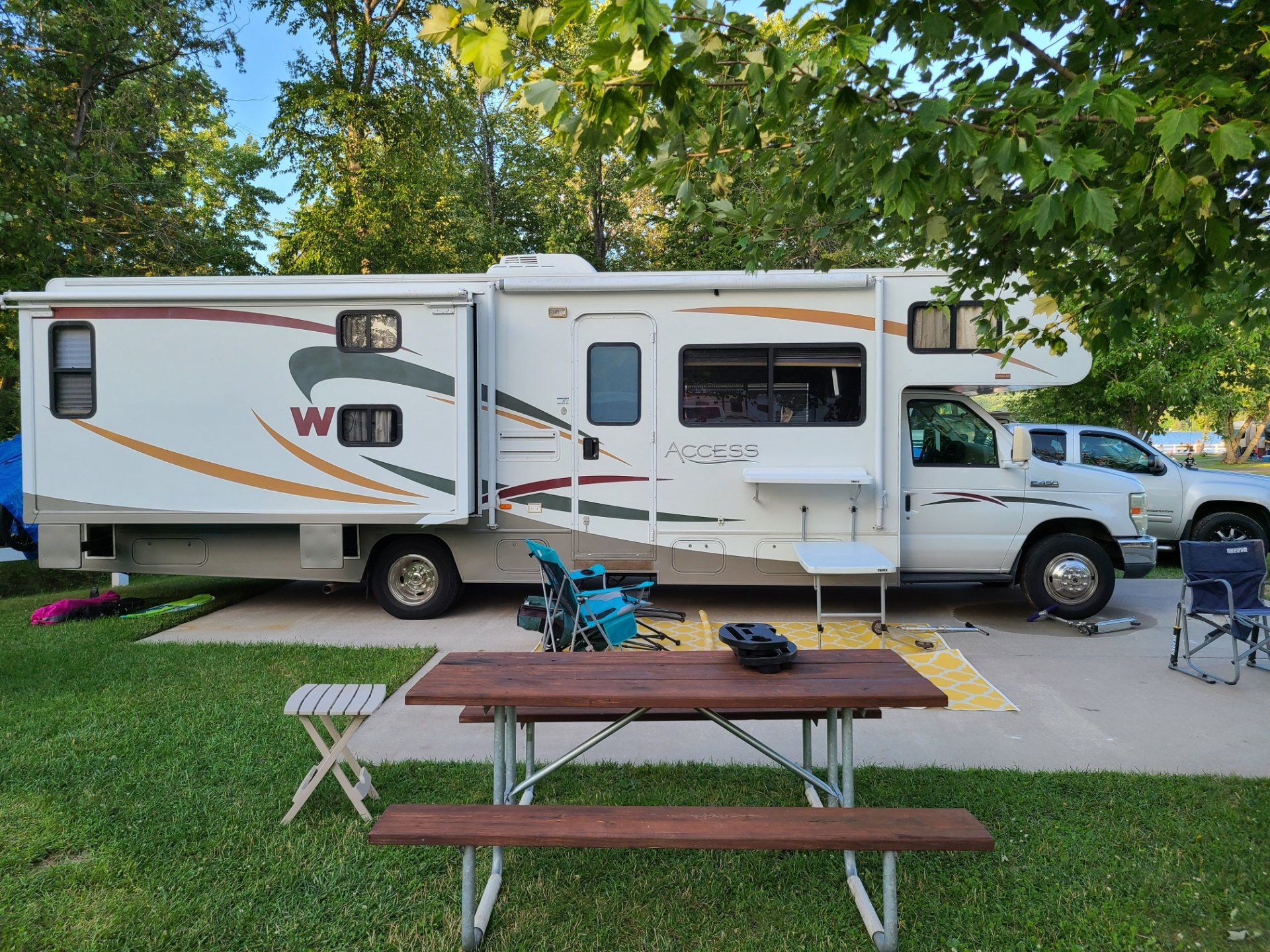Benefits of Camping in a RV