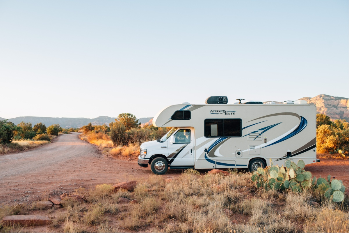 Top Benefits of Camping in a RV
