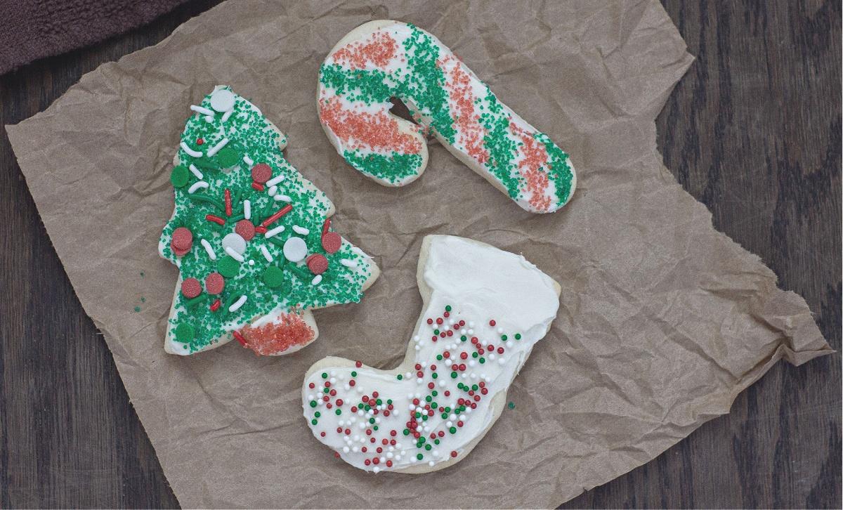 Tasty sugar cookies