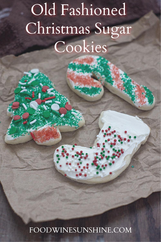 Best sugar cookies recipe