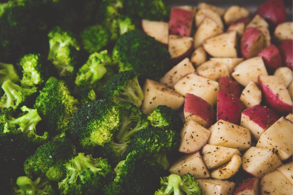 Best way to roast vegetables