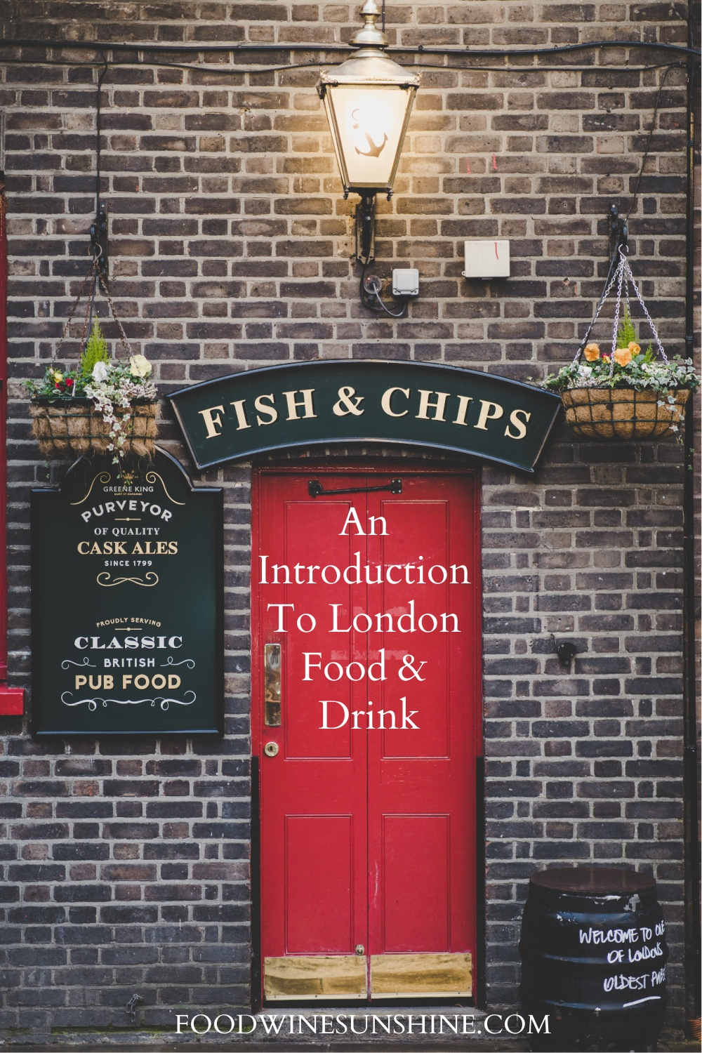 An Introduction To London Food & Drink