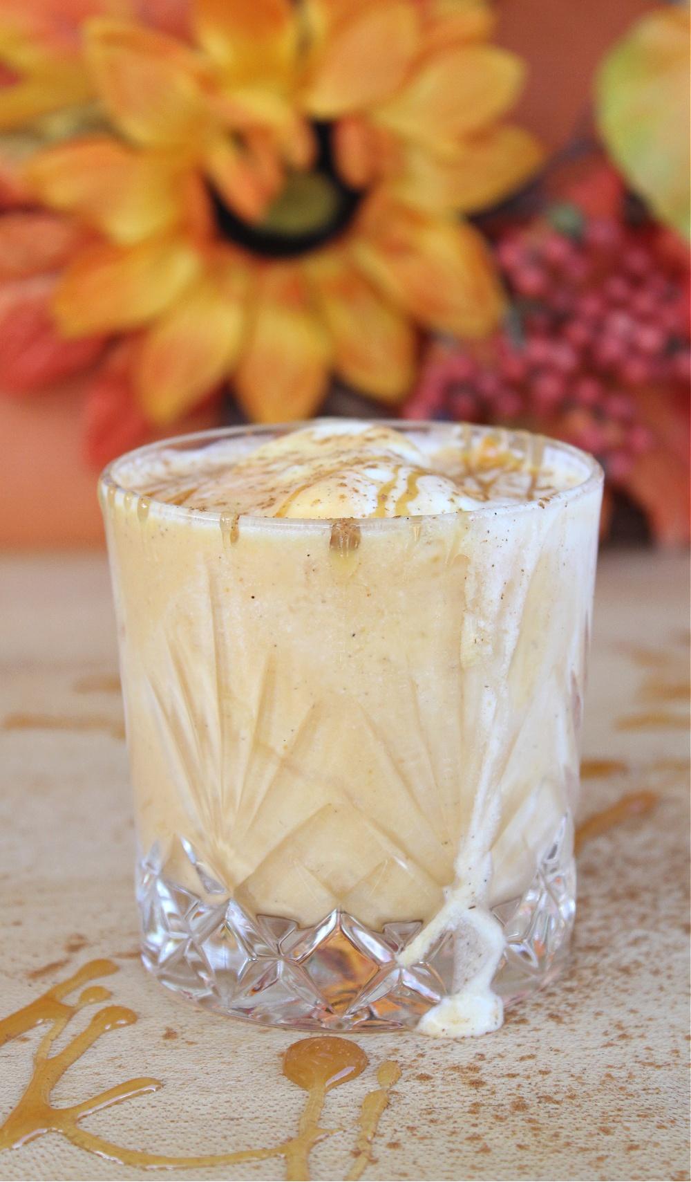 Best Spiked Pumpkin Spice Milkshake